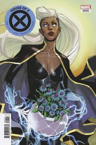 [House Of X #2 (Pichelli Flower Variant) (Product Image)]