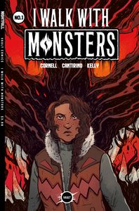 [I Walk With Monsters #1 (Cover A Cantirino) (Product Image)]