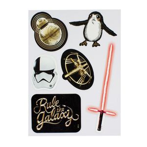 [Star Wars: The Last Jedi: Accessory Stickers (Product Image)]