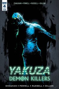 [Yakuza Demon Killers #4 (Subscription Variant) (Product Image)]