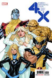[X-Men: Fantastic Four #2 (Product Image)]