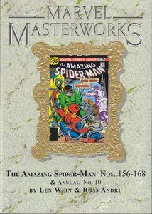 [Marvel Masterworks: Amazing Spider-Man: Volume 16 (Hardcover - DM Edition) (Product Image)]