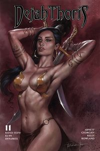 [Dejah Thoris: 2019 #11 (Cover A Parrillo) (Product Image)]