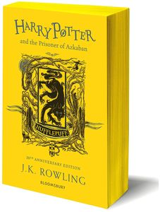 [Harry Potter & The Prisoner Of Azkaban (Hufflepuff Edition) (Product Image)]