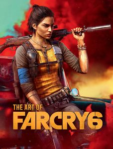 [The Art Of Far Cry 6 (Hardcover) (Product Image)]