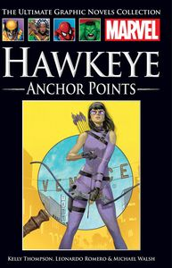 [Marvel Graphic Novel Collection: Volume 222: Hawkeye Anchor Points (Product Image)]