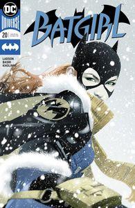 [Batgirl #20 (Variant Edition) (Product Image)]