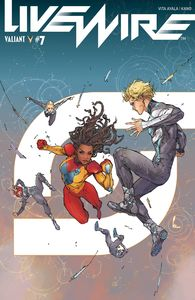 [Livewire #7 (Cover A Rocafort) (Product Image)]
