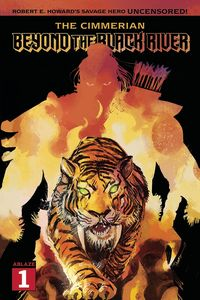 [The Cimmerian: Beyond The Black River  #1 (Cover C Tamura) (Product Image)]