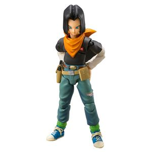 [Dragon Ball Z: S.H. Figuarts Action Figure: Android 17 (2020 Event Exclusive) (Product Image)]