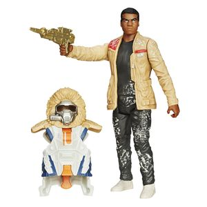 [Star Wars: The Force Awakens: Wave 1 Armour Action Figures: Finn Starkiller Base (Product Image)]
