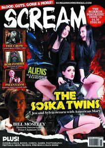 [Scream Magazine #15 (Product Image)]