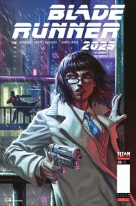 [Blade Runner: 2029 #5 (Cover D Ianniciello) (Product Image)]
