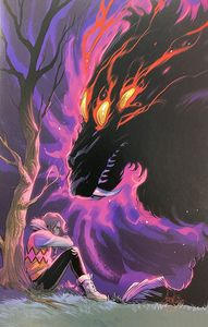 [I Walk With Monsters #1 (Cover F Thank You Variant) (Product Image)]