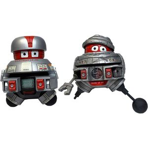 [The Black Hole: Disney Select Classic Action Figure 2-Pack: V.I.N.CENT & B.O.B. (Product Image)]
