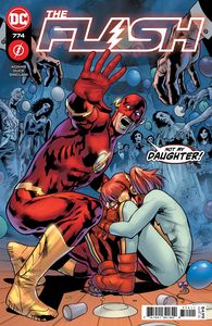 [Flash #774 (Cover A Bryan Hitch) (Product Image)]