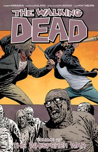 [The Walking Dead: Volume 27: The Whisperer War (Product Image)]