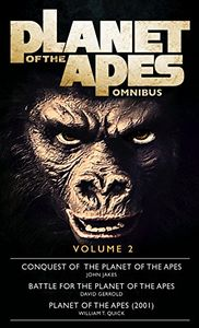 [Planet Of The Apes: Omnibus: Volume 2 (Product Image)]