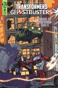 [Transformers/Ghostbusters #2 (Cover A Schoening) (Product Image)]