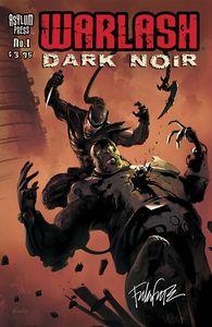 [Warlash: Dark Noir #1 (Signed Edition) (Product Image)]