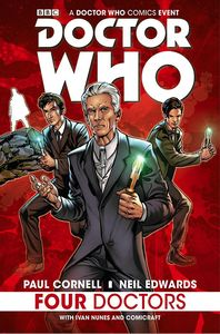 [Doctor Who: Titan: Event: Volume 1: The Four Doctors (Product Image)]