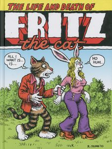 [The Life & Death Of Fritz The Cat (Hardcover) (Product Image)]