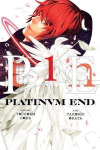 [Platinum End: Volume 1 (Product Image)]
