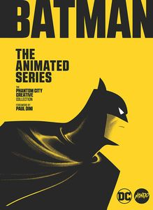 [The Mondo Art of Batman: The Animated Series (Product Image)]