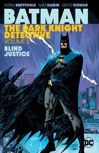 [Batman: The Dark Knight Detective: Volume 3 (Product Image)]