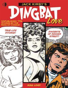 [Jack Kirby's Dingbat Love (Product Image)]
