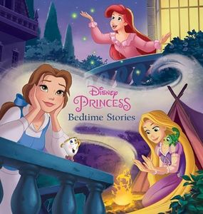 [Princess Bedtime Stories (2nd Edition - Hardcover) (Product Image)]
