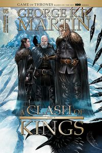 [George R.R. Martin's A Clash Of Kings #5 (Cover A Miller) (Product Image)]