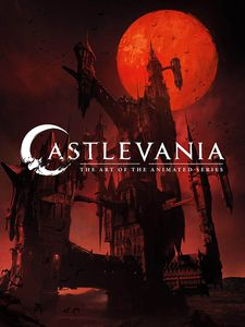 [Castlevania: The Art Of The Animated Series (Hardcover) (Product Image)]