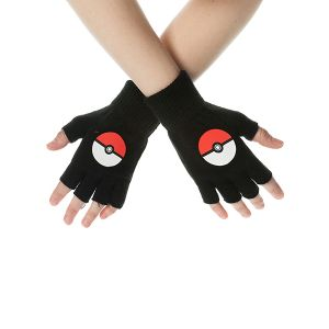 [Pokemon: Gloves: Pokeball (Product Image)]