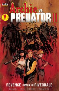 [Archie Vs Predator 2 #1 (Cover A Hack) (Product Image)]