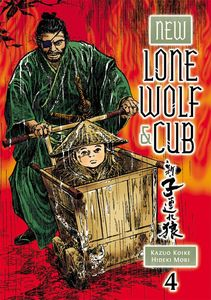 [New Lone Wolf & Cub: Volume 4 (Product Image)]