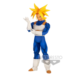 [Dragon Ball Z: Solid Edge Works Statue: Super Saiyan Trunks (Product Image)]