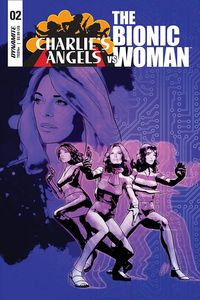 [Charlies Angels Vs Bionic Woman #2 (Cover A Staggs) (Product Image)]