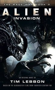 [Rage War: Book 2: Alien: Invasion (Product Image)]
