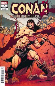 [Conan The Barbarian #1 (Asrar Party Variant) (Product Image)]