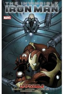 [Invincible Iron Man: Volume 8: Unfixable (Product Image)]