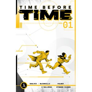 [Time Before Time: Volume 1 (Product Image)]