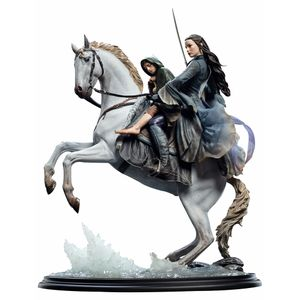 [Lord Of The Rings: 1:6 Scale Statue: Arwen & Frodo On Asfaloth (Product Image)]