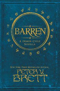[Demon Cycle: Barren (Hardcover) (Product Image)]