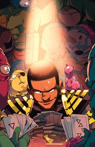 [Power Rangers #5 (Cover B Legacy Variant Di Nicuolo) (Product Image)]