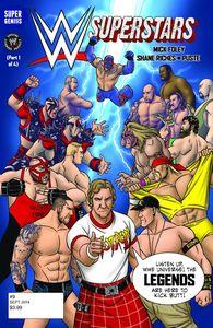 [WWE #9 (Product Image)]