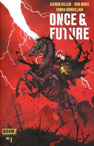[Once & Future #1 (3rd Printing) (Product Image)]