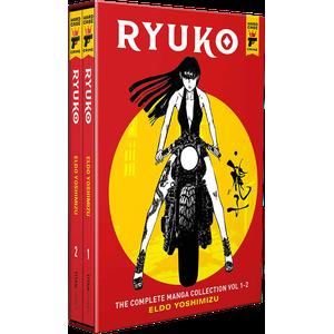 [Ryuko: Boxed Set: Volume 1 & 2 (Product Image)]
