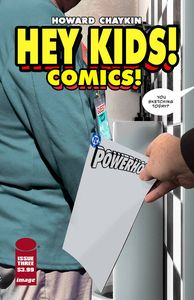 [Hey Kids Comics #3 (Product Image)]