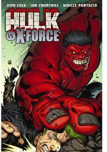 [Hulk: Volume 4: Hulk Vs X-Force (Product Image)]